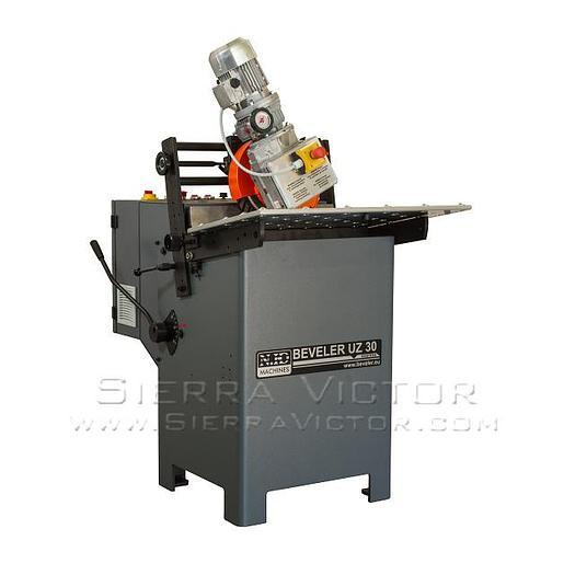 BEVELER USA UZ30 EXPRESS High Speed Bevelling Machine