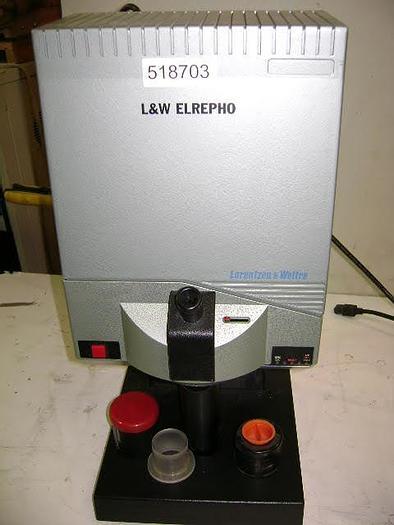 Used L & W MDL. 1200-0917 ELREPHO 3000 TESTER