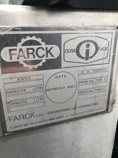 Farch Portable Wine Grape Crusher
