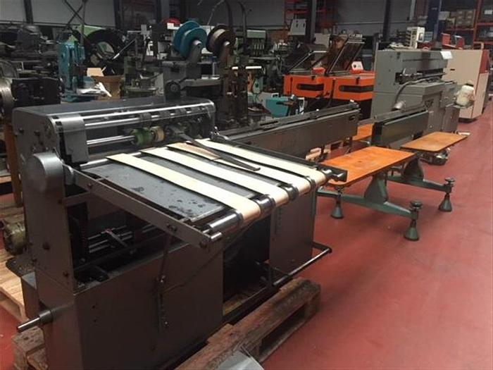 D'occasion CAMCO/ROSBACK, Camco (Machinery) Limited, UK Autostitcher