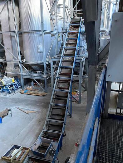 Used Scraper conveyor