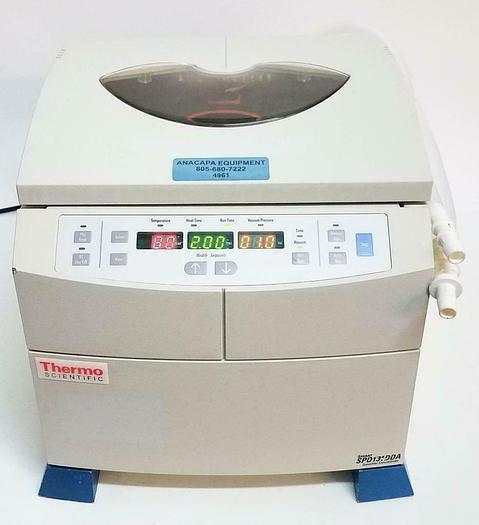 Used Thermo Scientific Savant SPD131DDA SpeedVac Concentrator (4961)