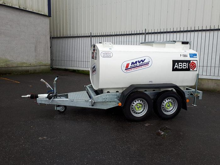 ABBI 1940L Fuel tank – Towable Bowser