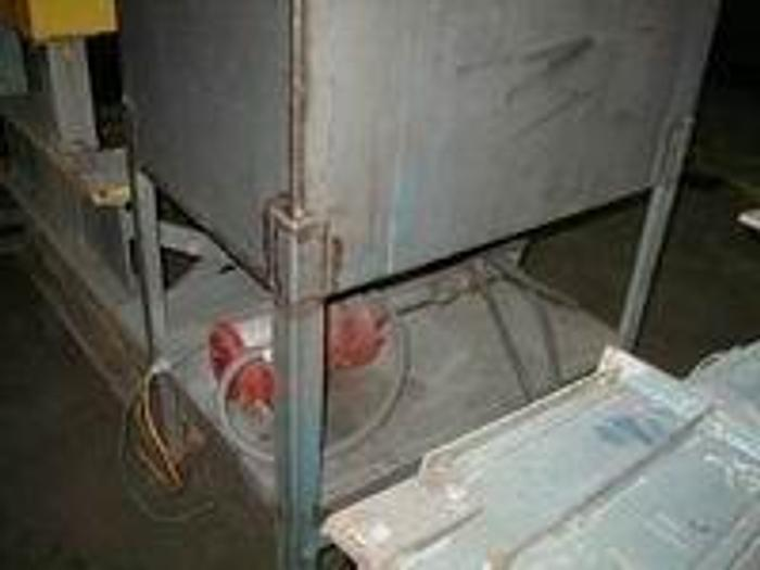 """Used Recirculating water tank heat exchanger 24"""" x 6"""" diamet"""