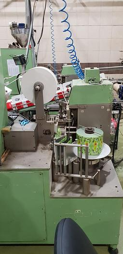 Item # 8166 - MAISA EC12C TEABAG MACHINE