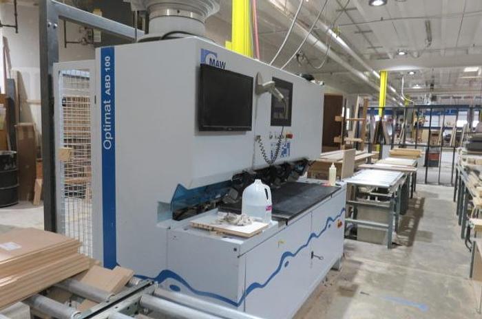 Homag Optimat ABD 100 CNC - Price Reduce For Quick Sale