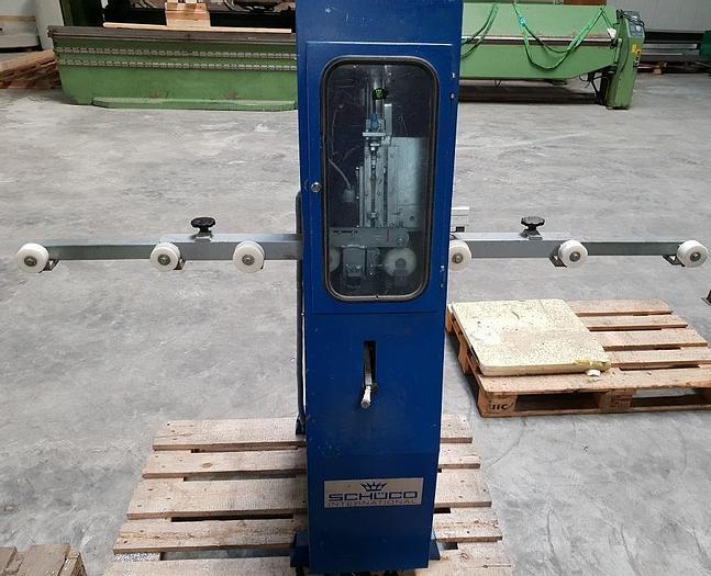Gebraucht Klipsautomat Schüco KSM 235
