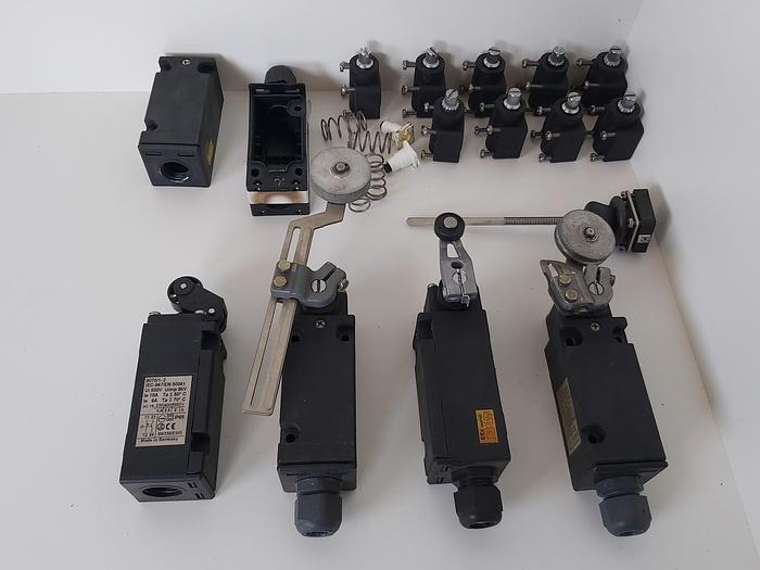 Gebraucht Stahl 8070/1-2,