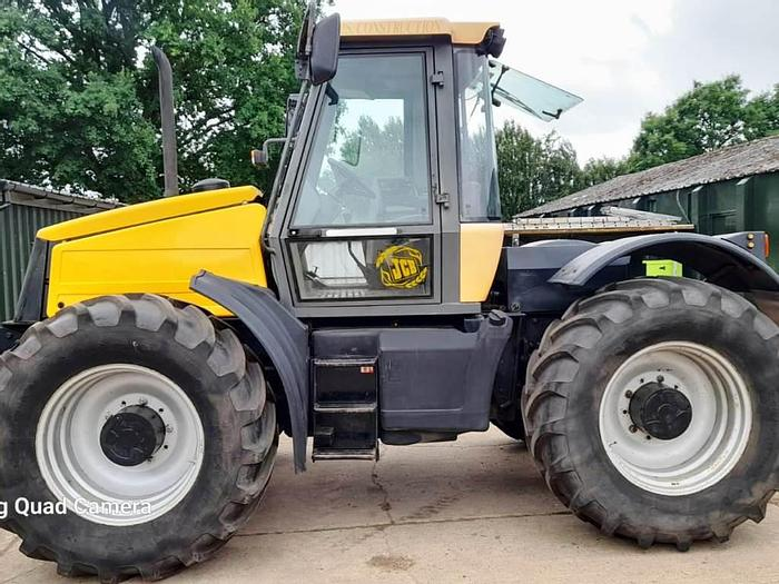 Used JCB Fastrac 1125 4wd Tractor