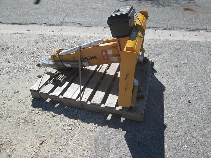 New Teran Skid Steer Hydraulic Hammer Breaker