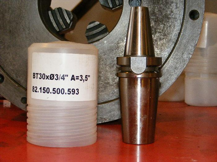 "Diebold BT30-5/8"" Thermo Grip End Mill Holder, #82.150.500.593, NEW 5176"
