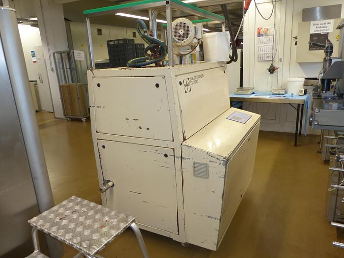 Gebraucht gebr. Scheiben-Temperiermaschine SOLLICH Type Turbotemper MSV-200-B
