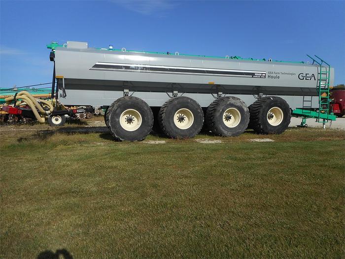 GEA EL48-8D8800 Manure Tanker