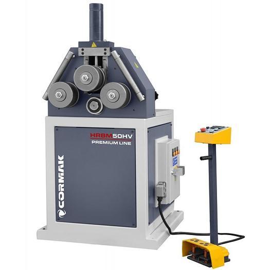 Cormak HRBM 50HV Hydraulic Section Rolls