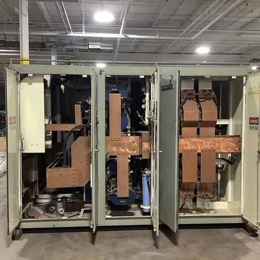 Used 1993 INDUCTOTHERM 1000-5CR Power Supply