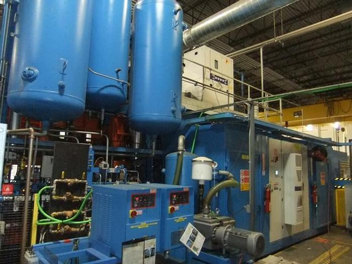Used Comi In Line Automatic Thermoforming Line