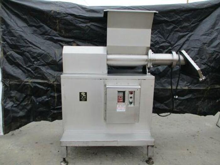 RUIZ FOOD EQUIPMENT MODEL E39-15 MASA EXTRUDER / TORTILLA MACHINE / CORN SHEETER
