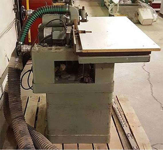 Danckaert OAB Flush Trimmer/Dado/Edge Routing Machine