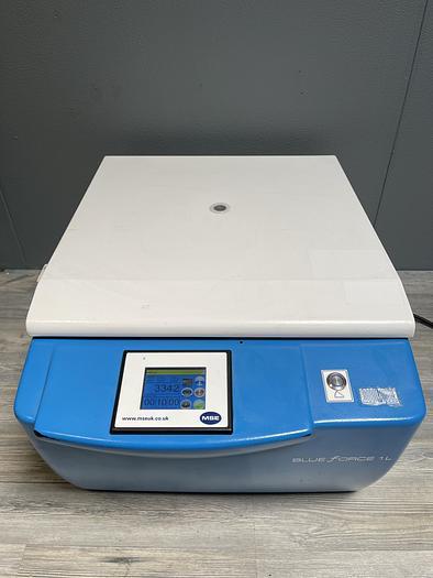 Gebraucht MSE  Zentrifuge