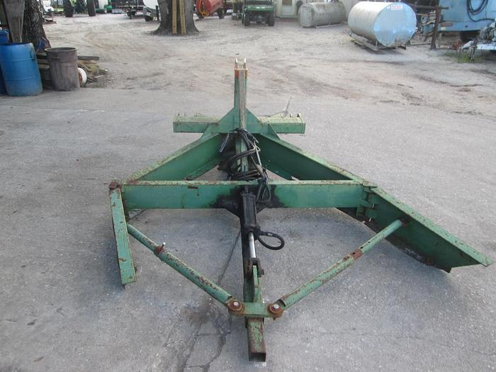 Used 3 Point V Plow