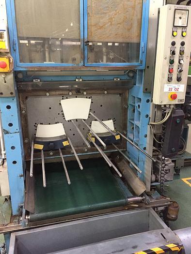 Weyhmueller / Rissen  Drusula 800 - Punching/ die cutting + printing (2003)