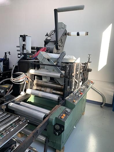 "Used 18"" COMCO SHEETER & DIE CUTTER"