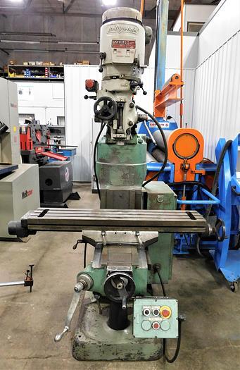 Used Bridgeport Vertical Milling Machine Series 2 HP