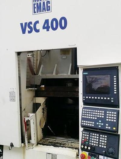 Usata 2001 EMAG VSC 400