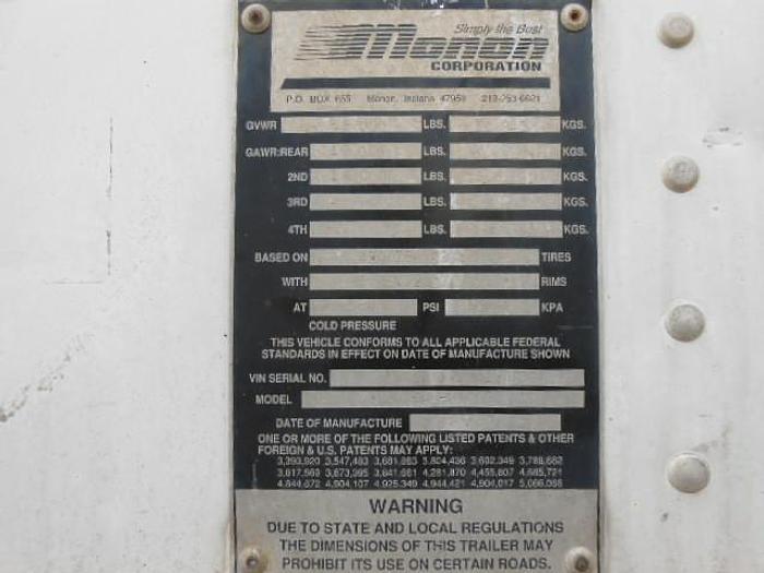 1992 MONON DRY BOX