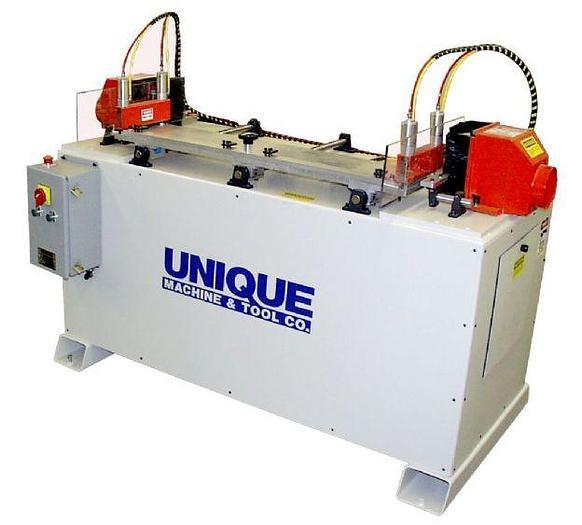 Unique Machine and Tool Unique Machine 310GT Double Cope Machine