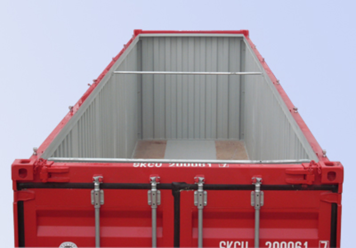"""40 'Container 8'6 """"Hard Top"""