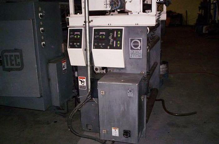 1997 TEC Vertical dryer