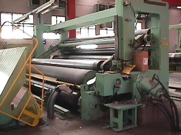 (FRW-126) - Slitter Rewinder - 4700 mm - Goebel
