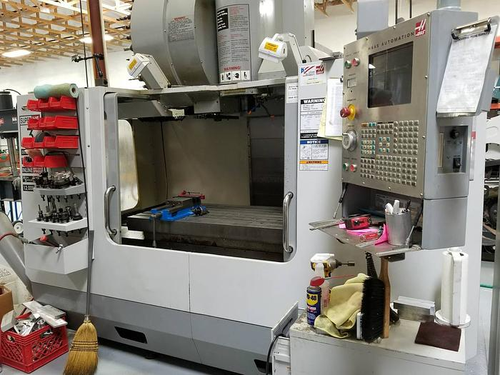 2006 Haas Vertical CNC Mill-VF3SSYT
