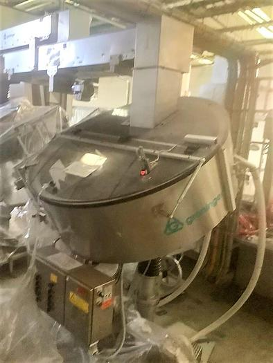 Groninger MFCS 202 Filling and Capping Line