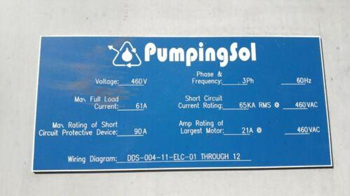 PUMPINGSOL/FMC/​DIRECT DRIVE SYSTEMS INC. DDS-004-11 COOLING