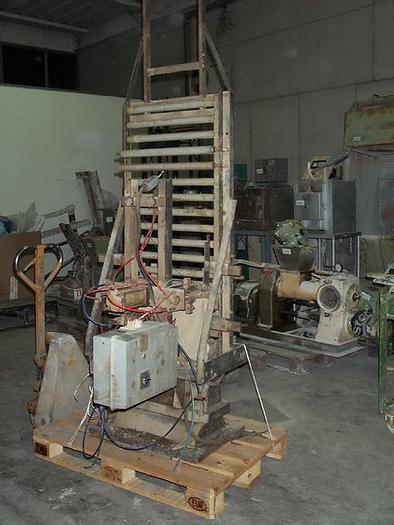 Used EXTRUDING MOUTH FOR TILES WITH AUTOMATIC CUTTER, SUITABLE FOR EXTRUDER BONGIOANNI 11 M