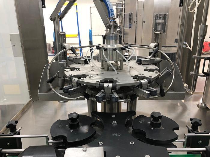 2014 FRAMAX - Monobloc Rinser Filler Capper Bottling Machine - SOLD Sept 2019 MODULBLOCK RFCI -09/08/ 2 -