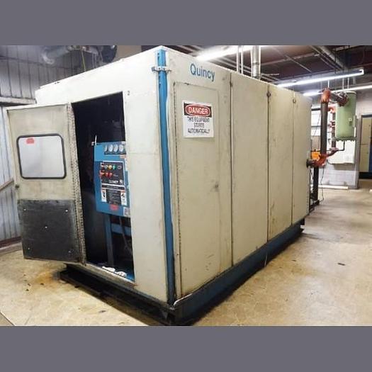 Usata Compressore rotativo a vite Quincy 1250 CFM  modello: QSI-1250
