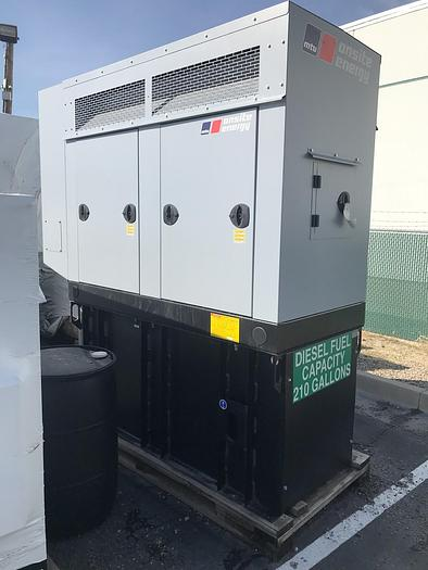 NEW MTU  30kw  with 80 hour run time signal phase 120/240V 60HZ