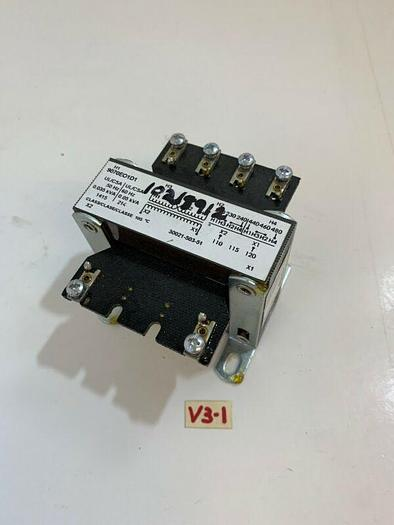New! Square D 9070EO1D1 Industrial Control Transformer  0.05kVa *Fast Shipping*