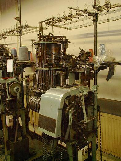 """Gebraucht Doppelzylinder-Strumpfautomat BENTLEY KOMET  LT E12 - 3 3/4"""" x 158 N"""