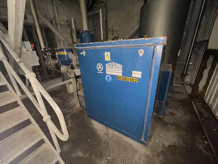 Used AERZEN GM 15 L DELTA BLOWER Blower