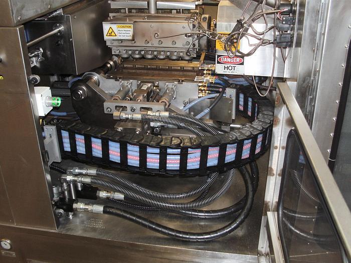 Weiler 624 Blow Fill Seal Machine