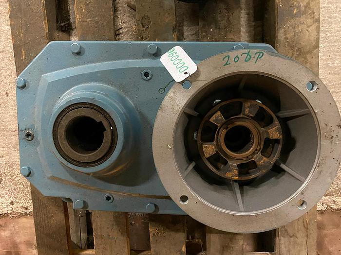 Used Benzlers Sweden New reducer