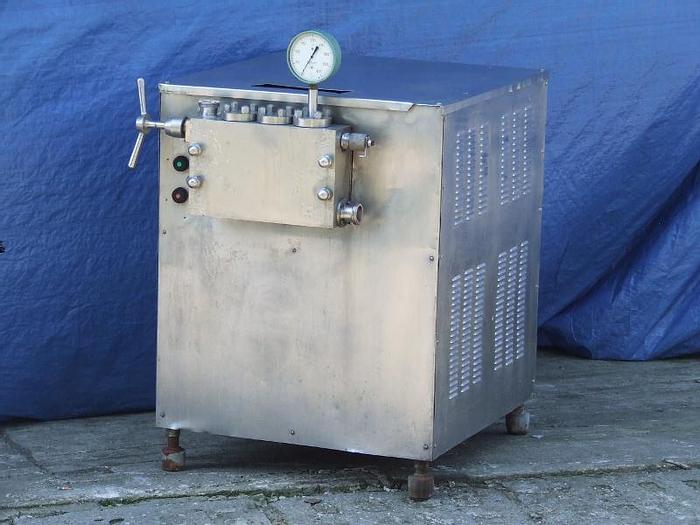 Used Homogenizator CH - 050