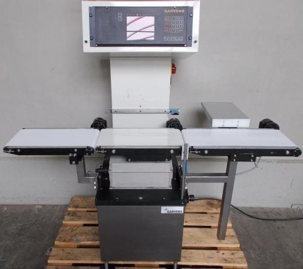 Used R 11874 D - Checkweigher GARVENS SL 3 PM - 2,000 g
