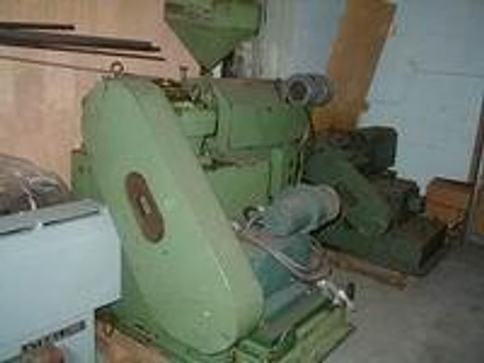 """Used 1.5"""" Sterling extruder, 24:1 L/D, 10 HP with drive"""