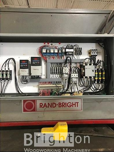 1984 Rand Bright S-P 51 x 103 Widebelt Sander