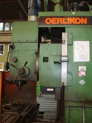 FRESATRICE VERTICALE OERLIKON FB0 V CNC
